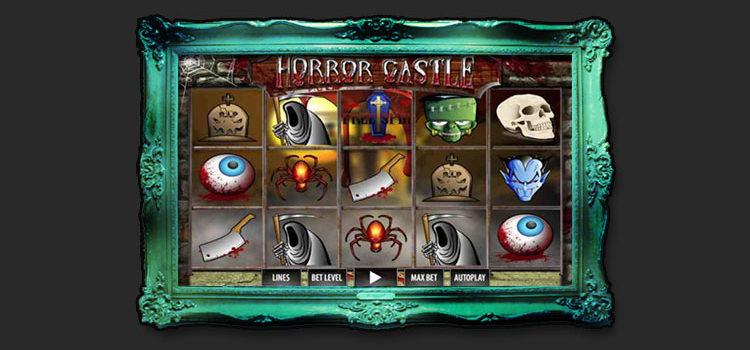 Horror Castle, une machine à sous à vous donner des frissons